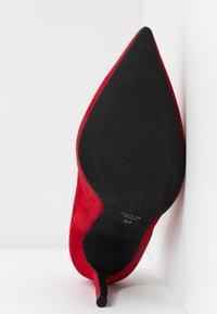 LAB - Zapatos altos - madrono - 6