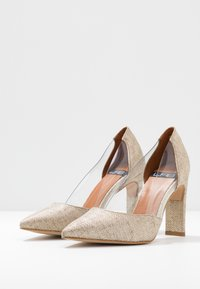 LAB - High heels - orofino/cristal