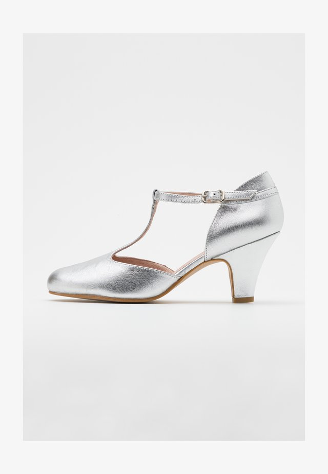 Pumps - galaxy silver