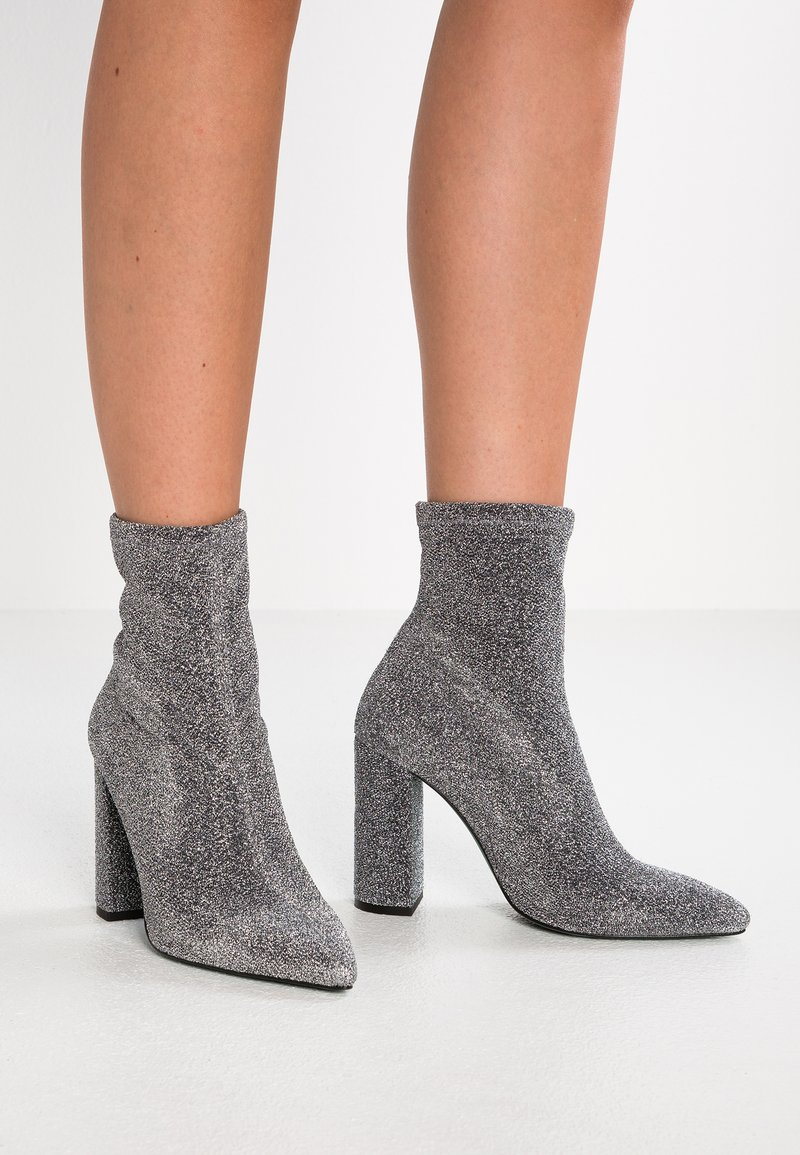 LAB - High heeled ankle boots - carcedo