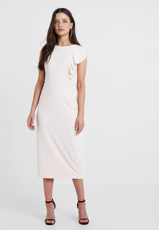 CHASON SLEEVELESS DAY DRESS - Shift dress - pink