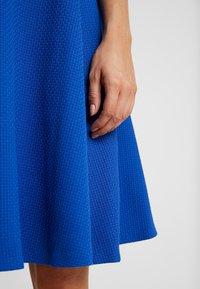 Lauren Ralph Lauren Petite - CHARLEY SLEEVELESS DAY DRESS E - Jerseyklänning - french blue - 5