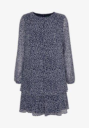 PATTIE LONG SLEEVE DAY DRESS - Robe d'été - dark blue