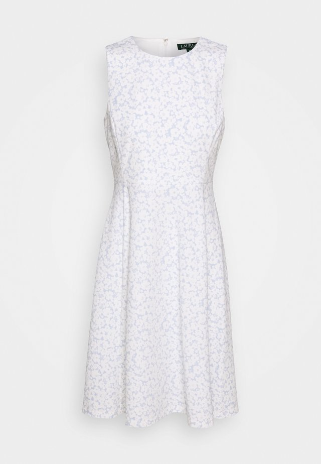 CHARLEY DAY DRESS - Day dress - light blue