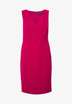 FALLON SLEEVELESS DAY DRESS - Day dress - bright fuchsia
