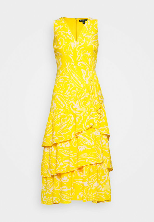 JABARI - Cocktail dress / Party dress - yellow