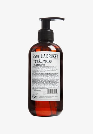 LIQUID SOAP 250ML - Flüssigseife - no.69 lemongrass