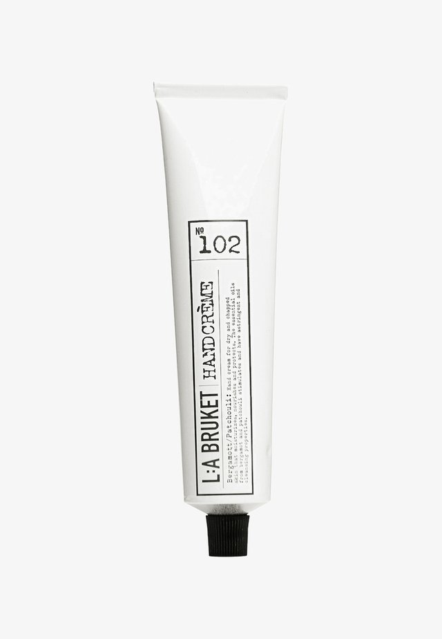 HAND CREAM 70ML - Hand cream - no.102 bergamot/patchouli