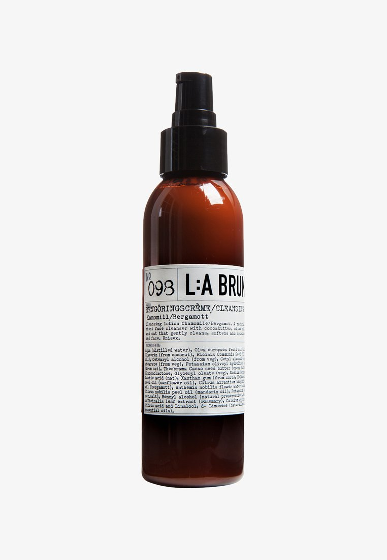L:A Bruket - FACE CLEANSER NO98 120ML - Cleanser - no.98 chamomile/bergamot