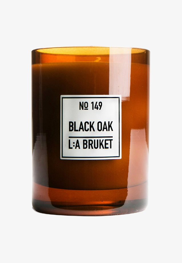 CANDLE 260G - Duftkerze - no.149 black oak