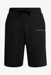 Ladron De Jeans - RAW EDGE - Shorts - black - 3