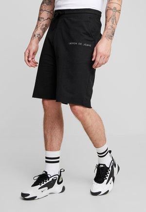 RAW EDGE - Shorts - black