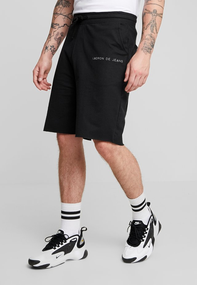 RAW EDGE - Shorts - black