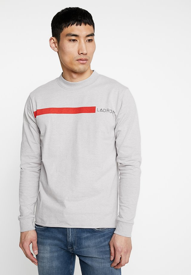 THIFF CREW NECK - Sweatshirt - grey