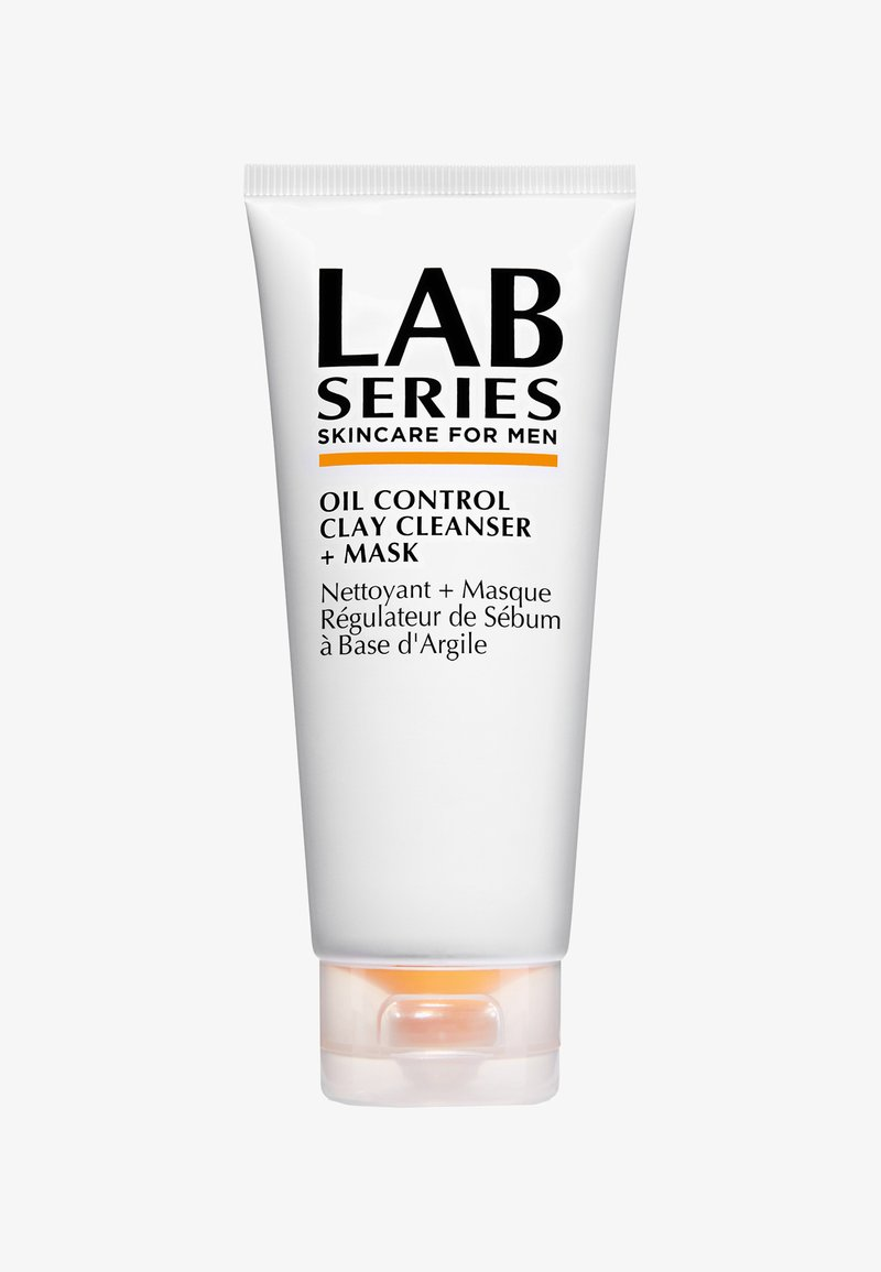 Lab Series - OIL CONTROL CLAY CLEANSER+MASK - Masque visage - -