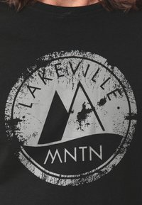 Lakeville Mountain - Print T-shirt - black - 2