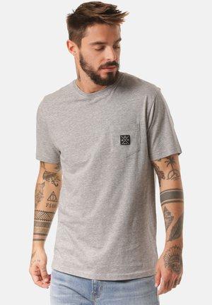 MATOPO - Basic T-shirt - grey