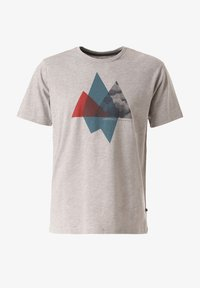 Lakeville Mountain - T-SHIRT OTAVI - Print T-shirt - grey - 0