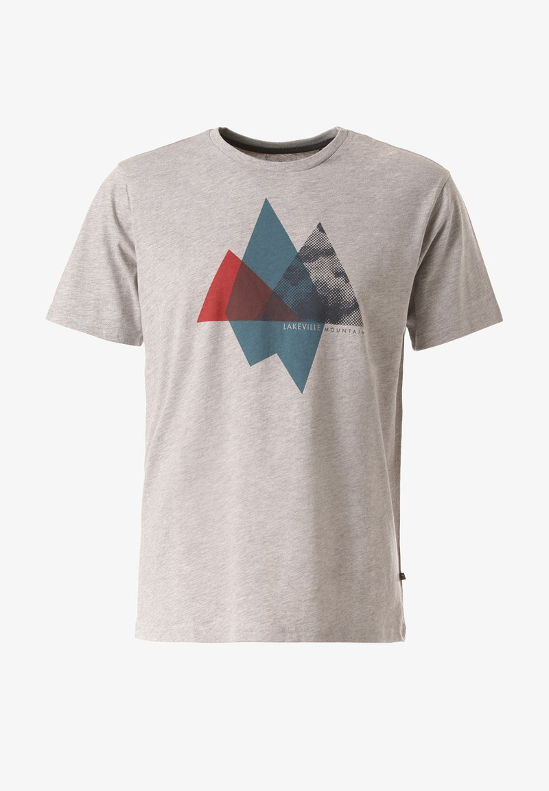 Lakeville Mountain - T-SHIRT OTAVI - Print T-shirt - grey