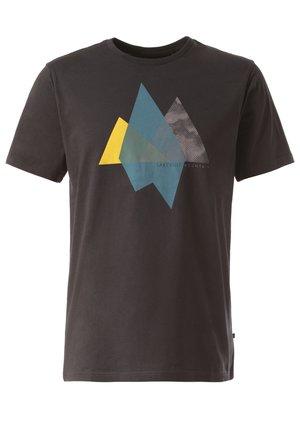 T-SHIRT OTAVI - Print T-shirt - black