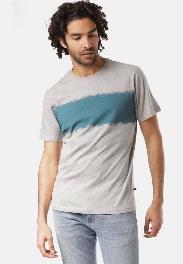 FILU - Print T-shirt - grey