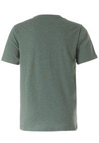 Lakeville Mountain - GAMBA - Print T-shirt - green - 4