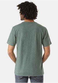 Lakeville Mountain - GAMBA - Print T-shirt - green - 1