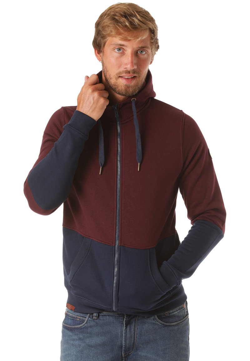 Lakeville Mountain - Zip-up hoodie - red