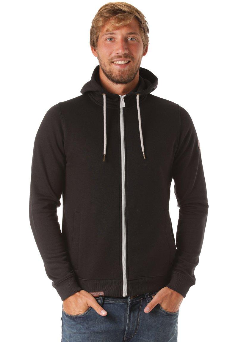 Lakeville Mountain - Zip-up hoodie - black