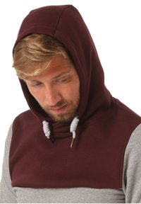 Lakeville Mountain - Hoodie - red/grey - 2