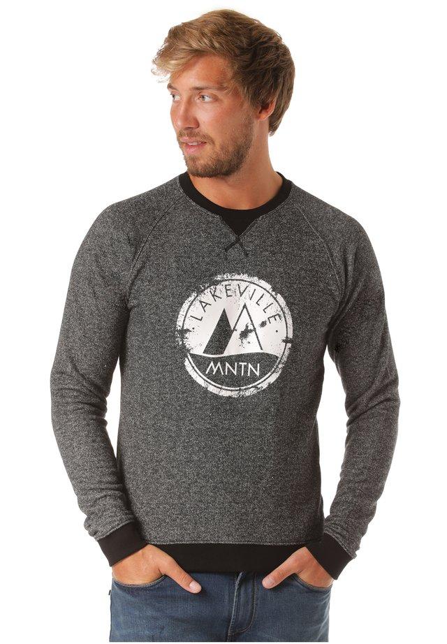 DADES - Sweater - black