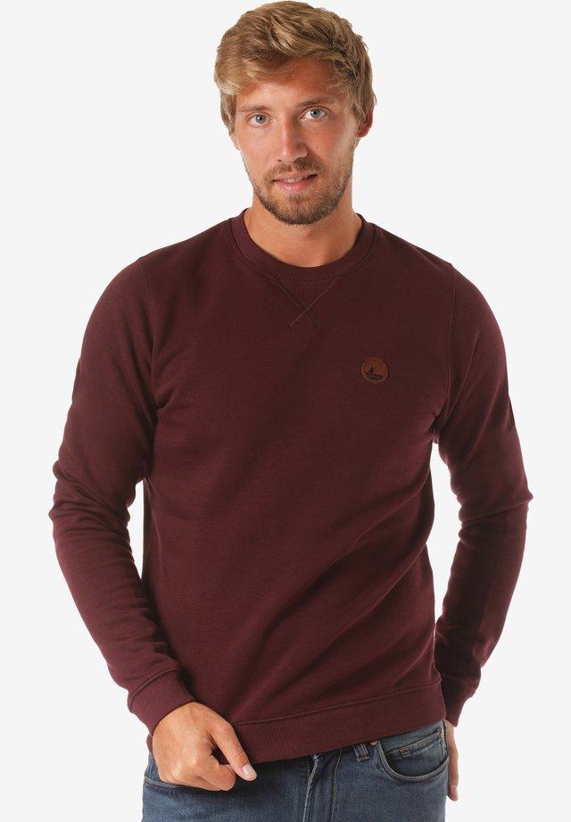 MILO - Sweater - red