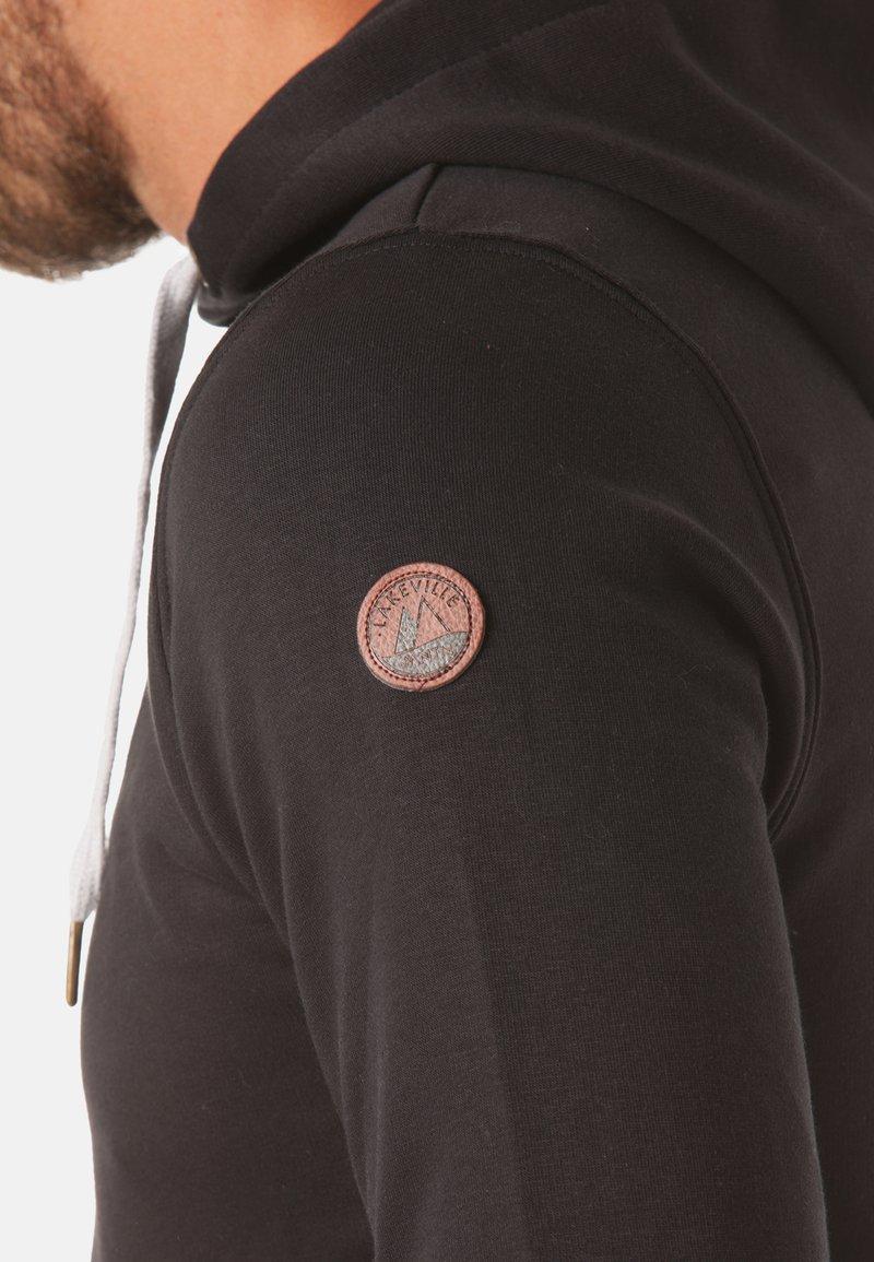 Lakeville Mountain - NGOKO - Zip-up hoodie - grey