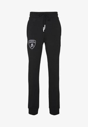 SHIELD LOGO JOGGERS - Pantaloni sportivi - black