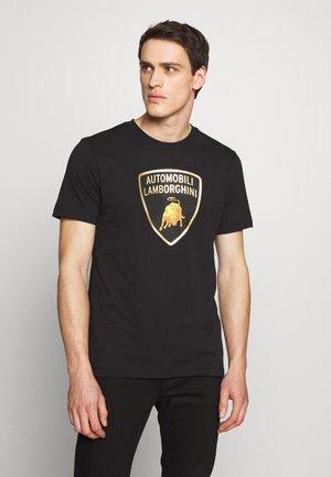 BIG LOGO  - T-shirt imprimé - black