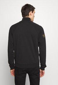 Lamborghini - SHIELD LOGO TRACK JACKET - veste en sweat zippée - black - 2