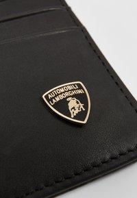 Lamborghini - Visitenkartenetui - black - 2