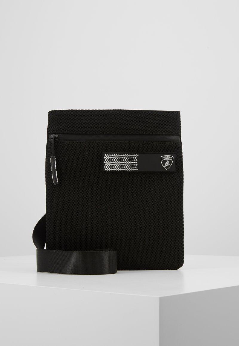 Lamborghini - Taška spříčným popruhem - black