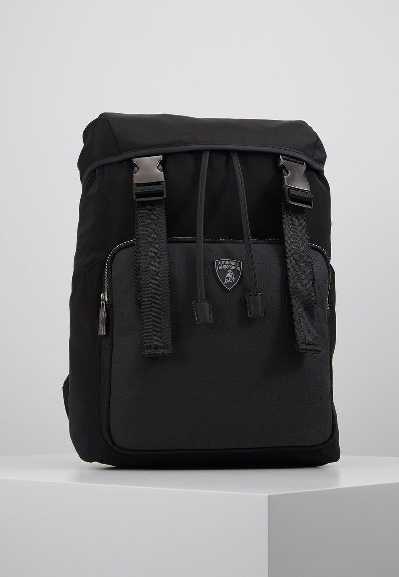 Lamborghini - Rygsække - black