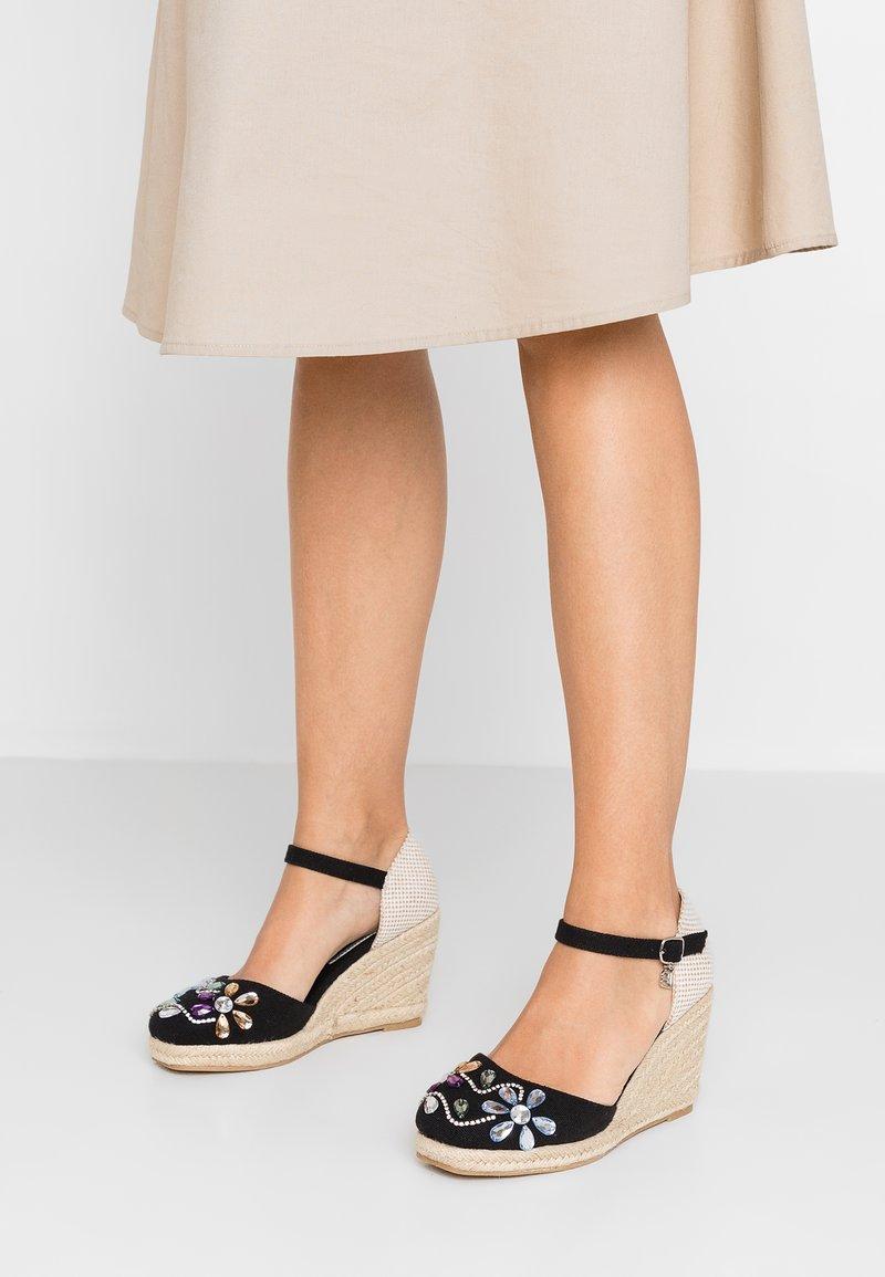 Laura Biagiotti - High heels - black