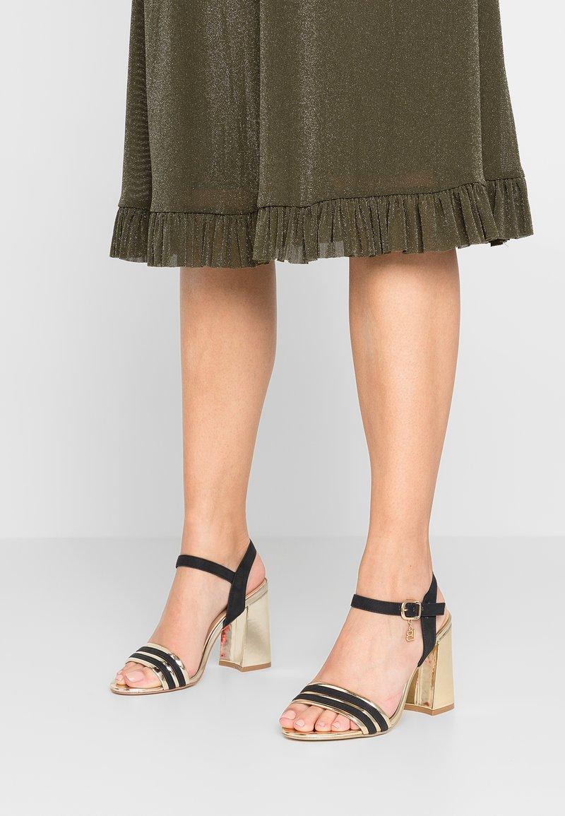 Laura Biagiotti - High heeled sandals - black