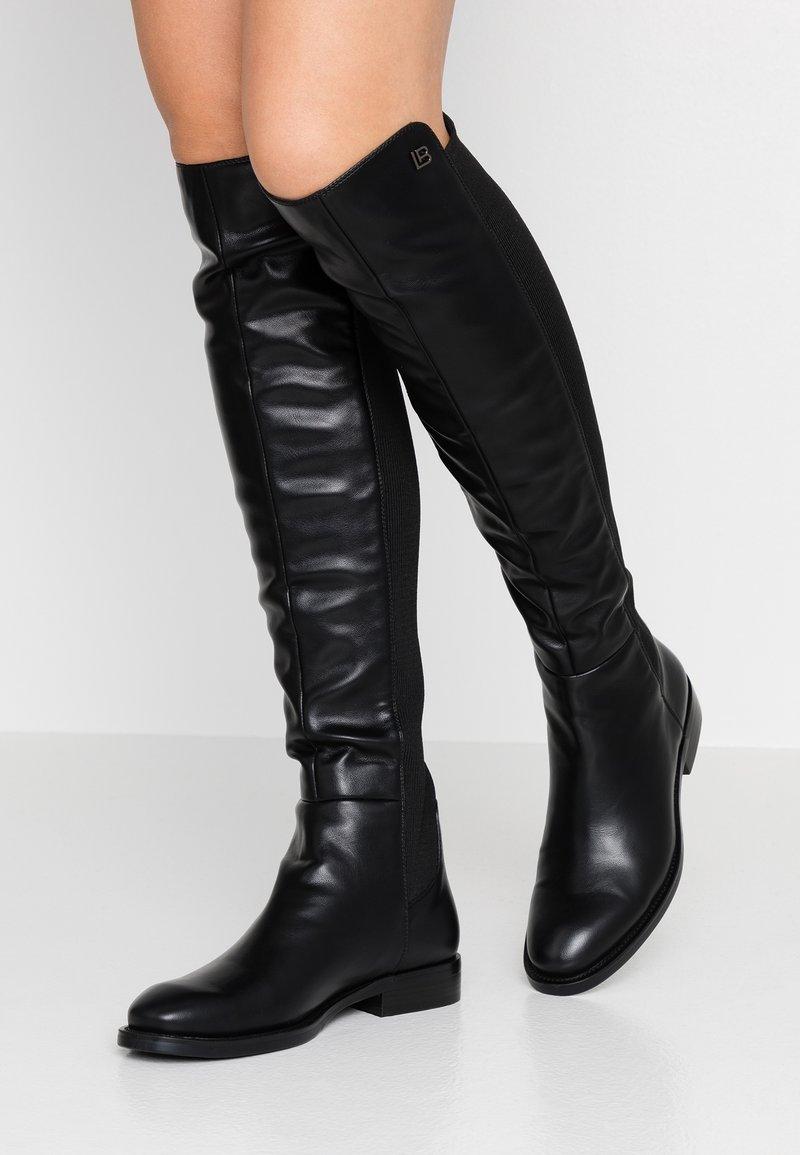 Laura Biagiotti - Stivali sopra il ginocchio - black