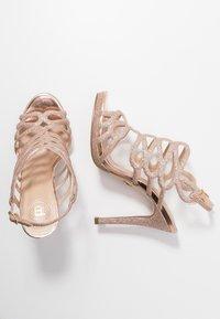 Laura Biagiotti - Sandaler med høye hæler - star skin - 3