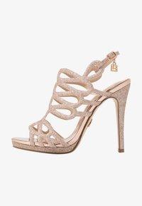 Laura Biagiotti - Sandaler med høye hæler - star skin - 1