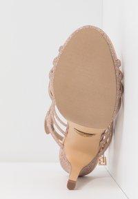 Laura Biagiotti - Sandaler med høye hæler - star skin - 6