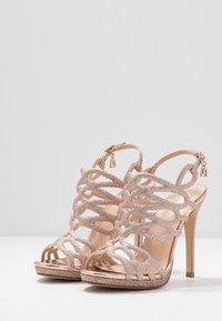 Laura Biagiotti - Sandaler med høye hæler - star skin - 4