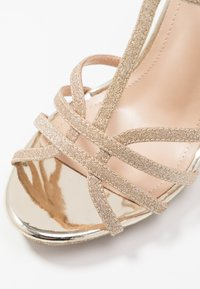 Laura Biagiotti - High heeled sandals - star light gold - 2