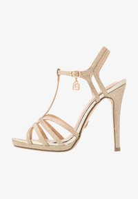 Laura Biagiotti - High heeled sandals - star light gold - 1