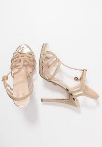 Laura Biagiotti - High heeled sandals - star light gold - 3
