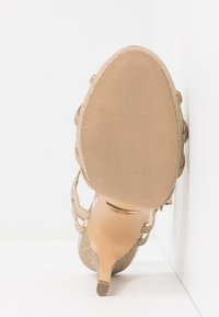 Laura Biagiotti - High heeled sandals - star light gold - 6